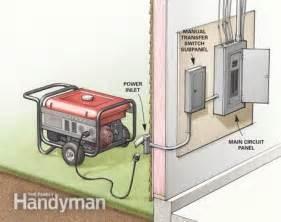 choosing the best power generator the family handyman