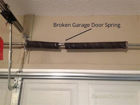 Tensioning Garage Door Springs Garage Door Springs Garage Doors Billings Mt