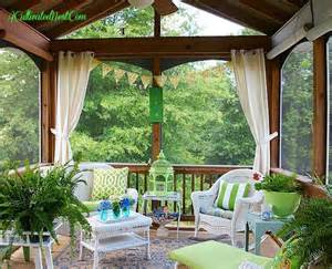Decorating Ideas Small Screened Porches Screened Porch Decorating Ideas Outdoor Spaces