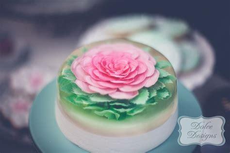 flower design jello 17 best images about gelatinas florales on pinterest