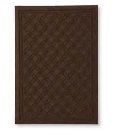 Ll Bean Outdoor Rugs Indoor Outdoor Waterhog Mat Locked Circles Free Shipping At L L Bean