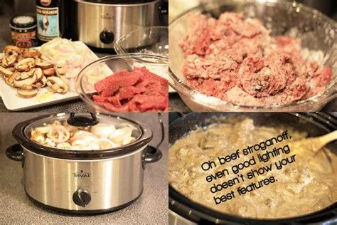 gluten free slow cooker with hamburger beef stroganoff gluten free and for the cooker home ec 101