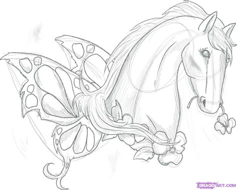 tattoo pictures to draw images of horse drawings horse tattoo step by step