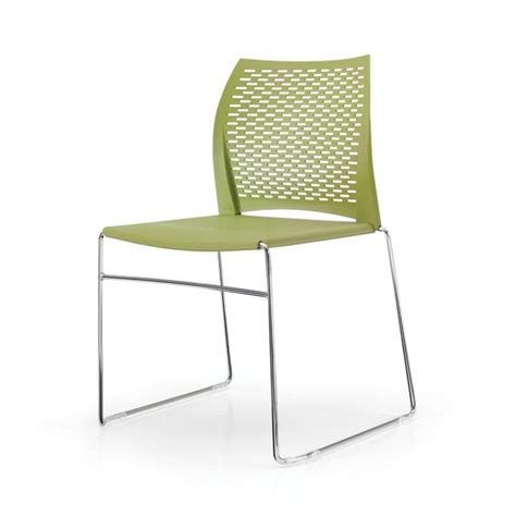 Stacking Chair by All Hoopz Stacking Chair By Community Options Chairs