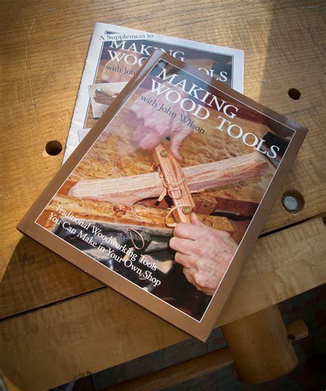 john wilsons making wooden tools