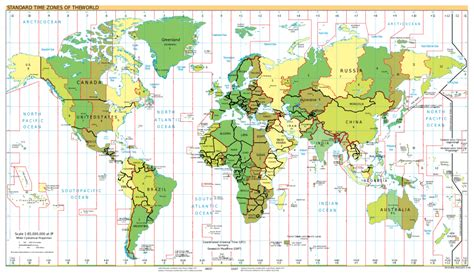 Map A4 2007 02 20 time zones a4 white bck mapsof net