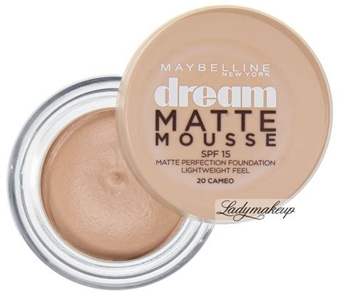 Maybelline Mousse Foundation maybelline matte mousse foundation