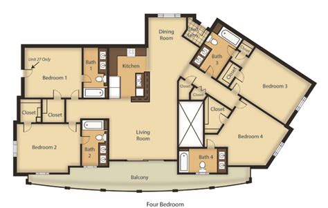 floor plan los angeles 3d 3 bedroom floor plans joy studio design gallery