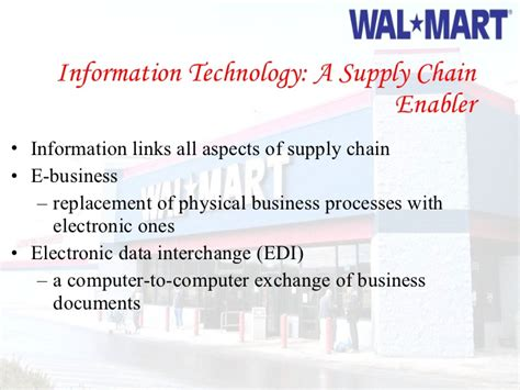 Essay On Wal Mart Documentary by Half A Century Of Supply Chain Management At Wal Mart Study Analysis Writefiction581 Web