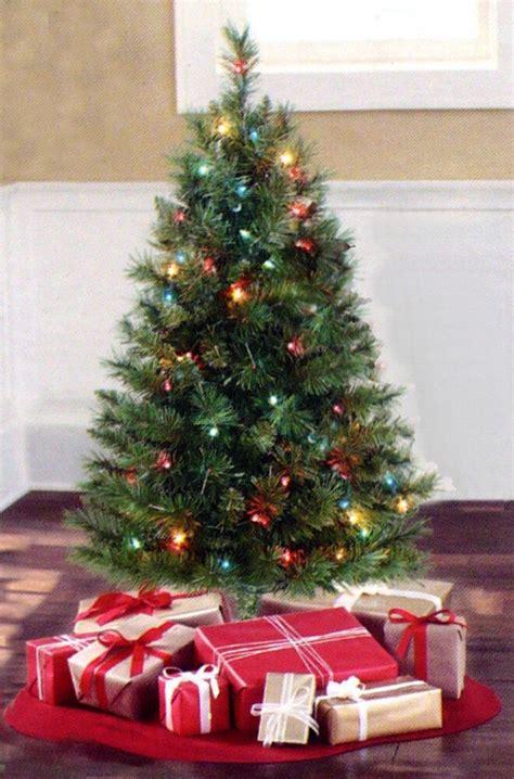 best prelit 3ft christmas trees reviews table top pre lit tree 3ft winston pine 70 multi mini lights 106 tips ebay
