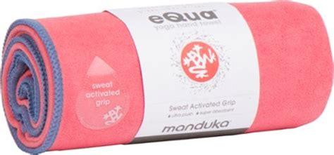 Equa Mat Towel Manduka Tiva manduka equa towel rei