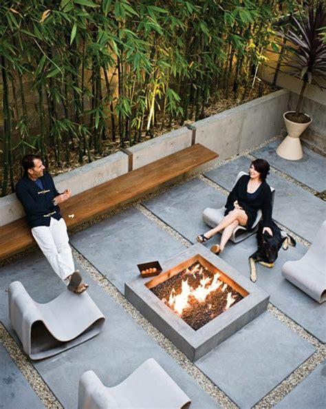 feuerstelle garten modern vorgarten gestaltung wie wollen sie ihren vorgarten