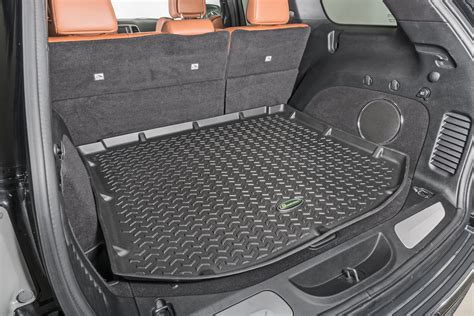 Cargo Mat For Jeep Grand by Quadratec Exclusive Ultimate All Weather Rear Cargo Liner