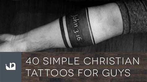 simple christian tattoos 40 simple christian tattoos for