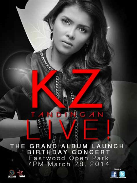 kz tandingan free listening videos concerts stats and kz tandingan live the grand album launch and birthday