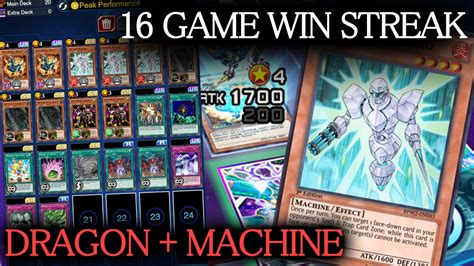 best deck for ranked yu gi oh duel links ranked live 6 16 wins in a row