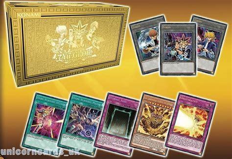 yu gi oh joey deck unicorn cards yugioh legendary decks ii 3 complete