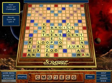 is quan a word in scrabble scrabble complete pc