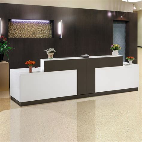 Hot Selling Top Grade Standard Size Hotel Reception Desk Hotel Reception Desk Furniture