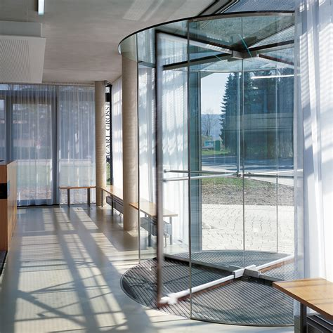 Revolving Glass Door Dorma Ktv Atrium Revolving Doors Of All Glass Design