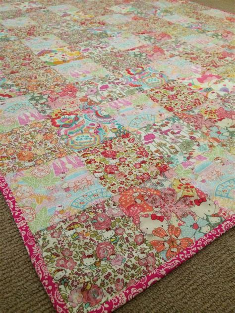 Liberty Fabric Quilt 25 best ideas about liberty quilt on square