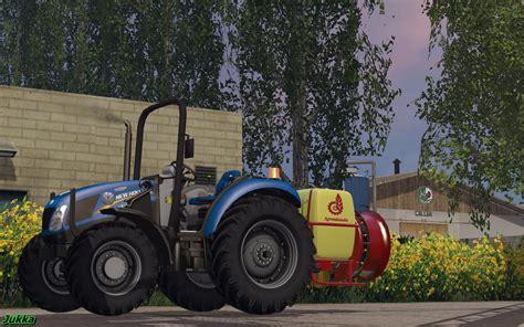 Garden Ls by Newholland T4 75 Garden Edition V1 Fs15 Farming Simulator 2015 15 Mod