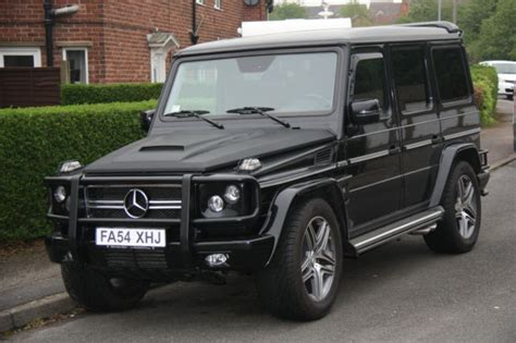Sale G mercedes g class wagon w463 g55 amg luxury vehicle for
