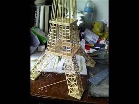 how to make eiffel tower amazingly easy step by step