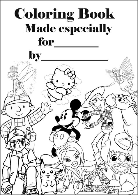 How To Make A Coloring Page From A Picture Coloring Books