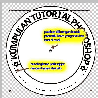 Cara Membuat Logo Lingkaran Di Photoshop Cs6 | dukun design cara membuat stempel lingkaran dengan photoshop