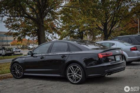 Audi S6 Limousine audi s6 sedan c7 2015 30 september 2016 autogespot