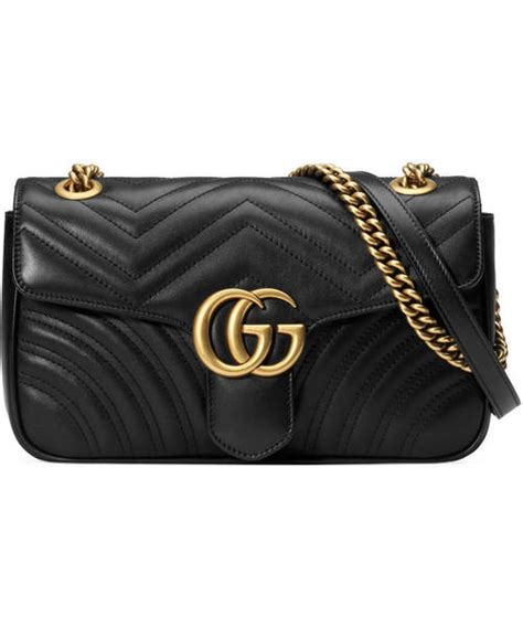Tas Gucci Top Handle Gg Marmont Matelasse Hijau Semi Ori 8989 gucci gg marmont matelass 233 shoulder bag wear