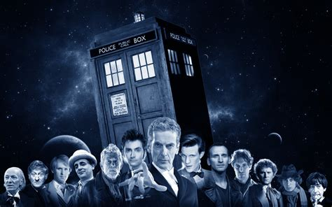 doctor who wallpaper and the tardis at make it personal wallpaper doctor who tardis by anklem on deviantart