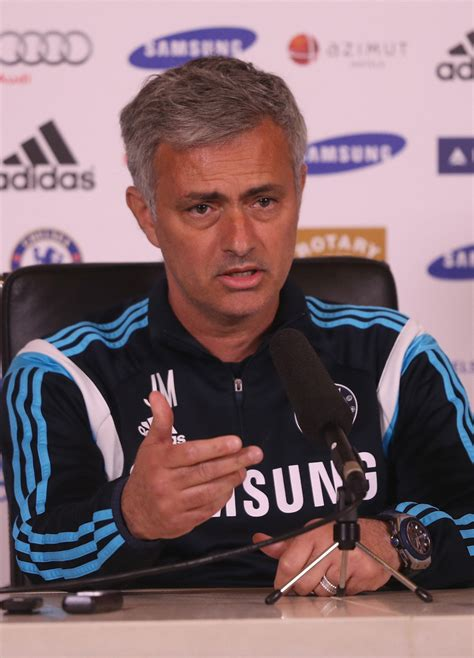 chelsea press conference jose mourinho photos chelsea press conference 2154 of