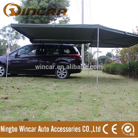 4wd Car Awnings by 2015 New Model Polygon Awning Tent For Car 4x4 4wd Foxwing