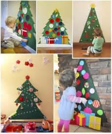 rbol calendario de adviento de navidad manualidades