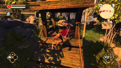 Fable Part One fable anniversary gameplay demo walkthrough part 1 xbox