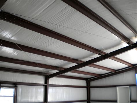 what insulation is best when it comes to metal or