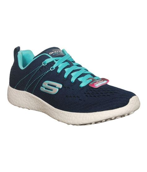 skechers navy running sports shoes price in india buy