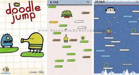 doodle jump android 2 3 6 بازی دودل جامپ برای اندروید doodle jump 3 9 2 android
