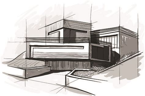layout of building design set of layout of the building design vector free vector in