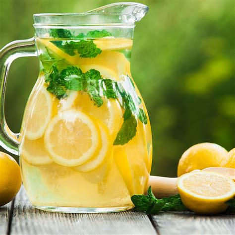 Cure Detox Citron by D 233 Tox Citron La Cure Limonade Est Faite Pour Moi