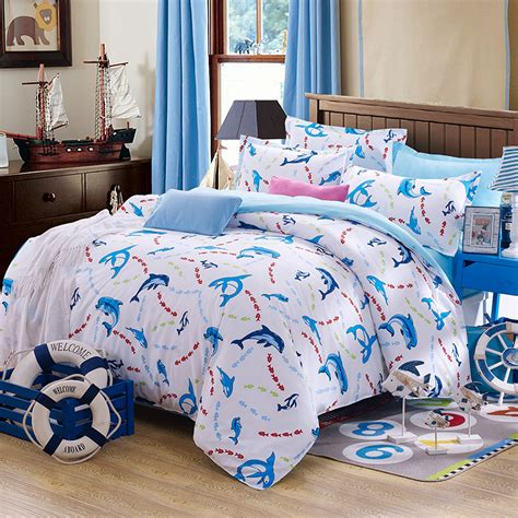 dolphin bedding online buy wholesale dolphin sheets twin from china dolphin sheets twin wholesalers
