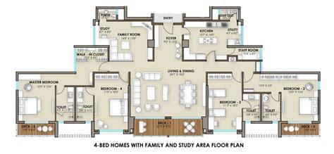 www floorplan one bangalore west 3 4 bhk apartment rajajinagar bangalore