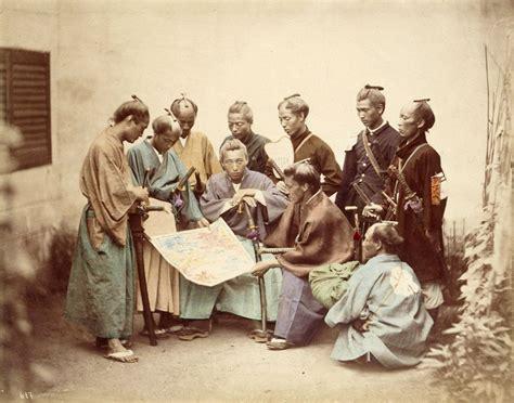 era tokugawa the fall of the samurai in late tokugawa japan guided