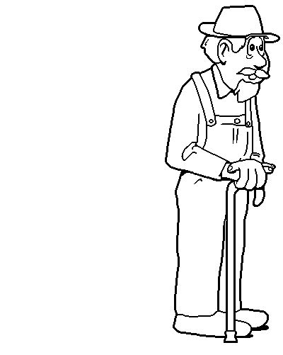 Grandfather S Pictures For Painting Coloring Pages Grandfather Coloring Pages