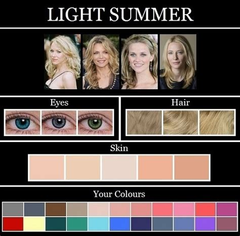 summer skin tone celebrities 58 best images about light summer colors on pinterest