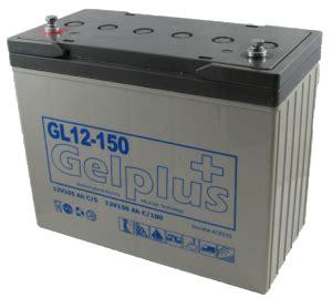 Chargeur De Batterie 151 by Batterie Gel 12 V 151 Ah Gl12 150 Acedis