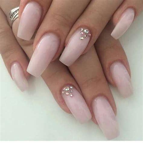 imagenes de uñas de acrilico sencillas y bonitas u 241 as francesas sencillas pero bonitas