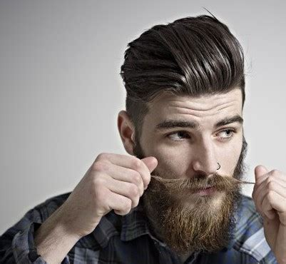 Awesome Hairstyles For Guys With Beards by 4 Awesome Style Beards